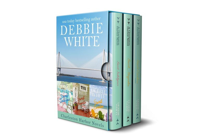 Charleston Harbor Series Box Set