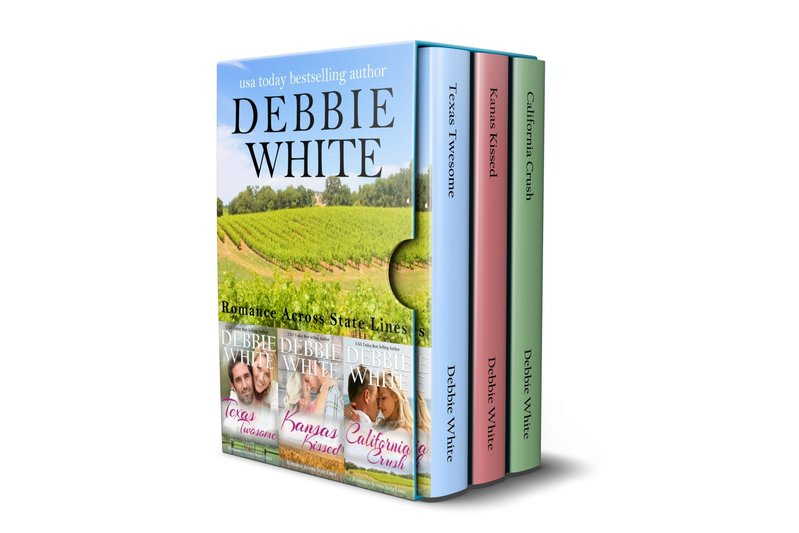 Romance Across State Lines Box Set